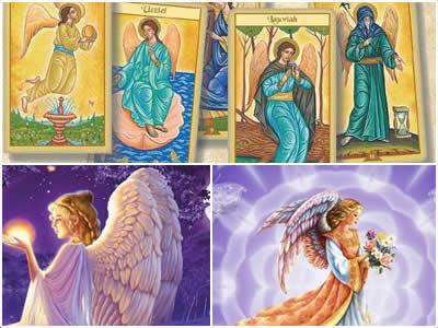 Lectura de las cartas de los angeles gratis