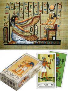 Tirada de tarot egipcio gratis