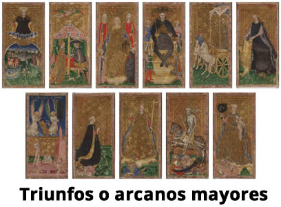 cartas-de-tarot-triunfos-o-arcanos-mayores