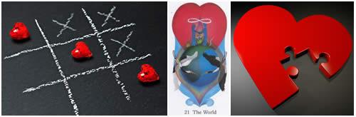 tarot del amor gratis online